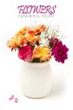 Beautiful flower bouquet Stock Photo