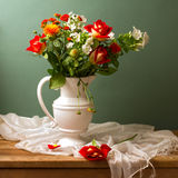Beautiful flower bouquet Royalty Free Stock Image