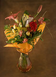 Beautiful flower bouquet royalty free stock images