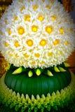 Beautiful flower garland thai style Stock Photography