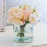 Beautiful flower wedding decoration Royalty Free Stock Images