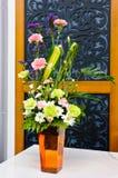 Beautiful flowers arrangement Stock Photos