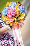 Beautiful flowers bouquet Royalty Free Stock Image