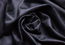 Beautiful folded silk fabric Royalty Free Stock Photos