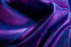 Beautiful folds of drape Royalty Free Stock Images