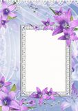 Beautiful frame Stock Images
