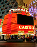 Fremont Casino, Las Vegas, NV Stock Photography