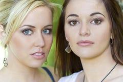 Beautiful Friends Stock Image