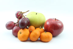 Beautiful fruit stock photo