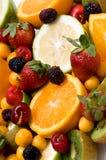 Beautiful fruit background Royalty Free Stock Images