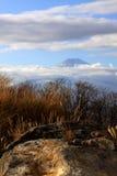 Beautiful fuji mountain in autumn Royalty Free Stock Image