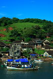 Beautiful Ganapatipule Landscape-II Stock Photography