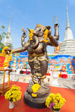 The beautiful Ganesha the god of success Royalty Free Stock Image