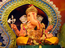 Beautiful Ganesha Idol Royalty Free Stock Photo