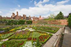 Beautiful garden Stock Photography