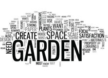 A Beautiful Garden Is A Work Of Heart Word Cloud. A BEAUTIFUL GARDEN IS A WORK OF HEART TEXT WORD CLOUD CONCEPT Royalty Free Stock Image