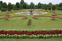 Beautiful gardens in Vienna Royalty Free Stock Photography