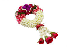 Beautiful Garland Stock Photography