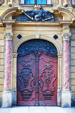 Beautiful Gate in Wroclaw, Poland Royalty Free Stock Photo