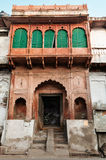 Beautiful gates in house in Agra Royalty Free Stock Images