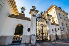 Beautiful gateway Stock Photos