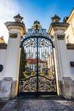 Beautiful gateway Royalty Free Stock Photography