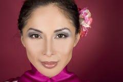 Beautiful geisha Stock Photos