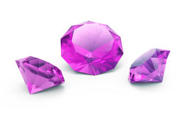 Beautiful gems Stock Photo