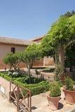 Beautiful Generalife gardens Royalty Free Stock Photo
