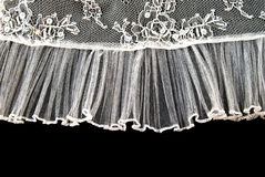 Beautiful gentle lace Royalty Free Stock Photography