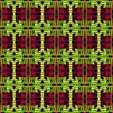 Beautiful geometric background seamless pattern graffiti. (vector eps 10 Royalty Free Stock Photography