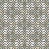 Beautiful geometric pattern Knitwear Royalty Free Stock Photography