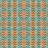 Beautiful geometric pattern Knitwear Royalty Free Stock Image