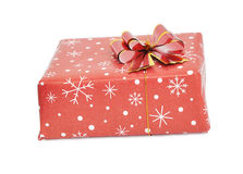 Beautiful gift box Stock Photo