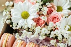 Beautiful Gift Box Stock Photography