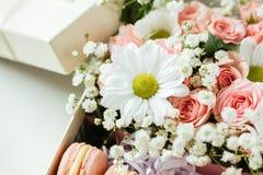 Beautiful Gift Box Royalty Free Stock Image