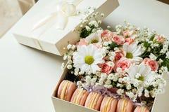 Beautiful Gift Box Stock Image