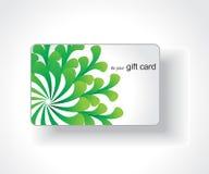 Beautiful gift card. Illustration Royalty Free Stock Image