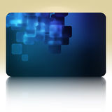 Beautiful gift card. EPS 8. Vector file included Stock Photo