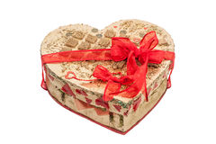 Beautiful gift Royalty Free Stock Photos