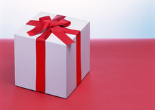Beautiful gift packing Royalty Free Stock Image