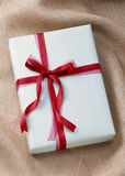 Beautiful gift packing Royalty Free Stock Photography