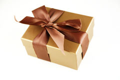 Beautiful giftbox Stock Image