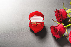Beautiful gingerbread heart Royalty Free Stock Photos