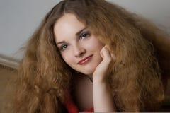 A beautiful girl Stock Photo