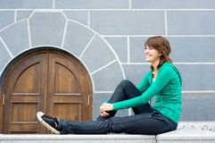 Beautiful girl Royalty Free Stock Images