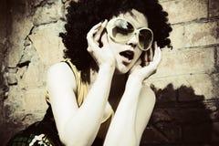 A beautiful girl Stock Photography