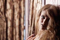 The beautiful girl Royalty Free Stock Photo