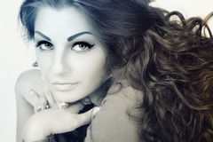 Beautiful girl Stock Image