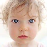 Beautiful girl. Shallow depth of field royalty free stock photos